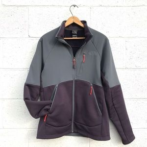 The North Face Apex Bionic Zip Up Jacket